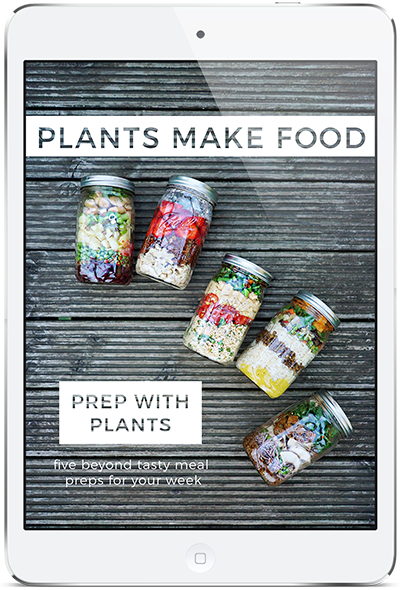 Prep With Plants Ebook